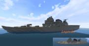 【Minecraft】重巡洋艦 木綿間 艤装進行【その4】