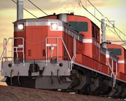 DD51型ディーゼル機関車その2