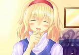 「スキ」だらけな笑顔