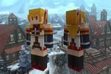 【Minecraft】 閃の軌跡 アリサ【旧verスキン】