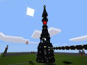 黒い塔 minetest