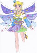 【女装】アルベルトにラブムーンライズのプレミアムドレスを着せてみた