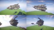 リンドブルム級大型飛空艇