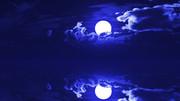 【MMDステージ配布】満月の夜 V9【スカイドーム】