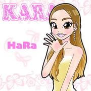 KARAFES ポスター用イラスト ハラ