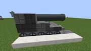 ジョイントブロックMODで戦車もどき(便乗)