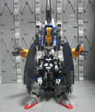 GNX-D001 ガンドラゴン(仮完成状態) コアオープン