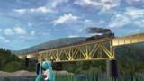 【ちびとお出かけ】磐越西線・山都の鉄橋