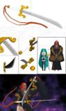 魔王の双剣