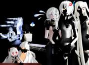 アニメ12話を見た我家の飛行場姫艦隊