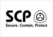 SCP財団ロゴ