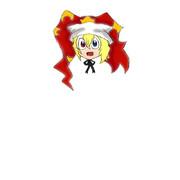 ニコニコ動画の☆★☆さんの夢物語にでてくるオリジナルキャラ、アリスを描いてみました。