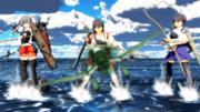 空飛ぶ魔王