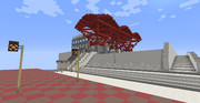 ニコニコ超会議2016開催地 幕張メッセ マイクラで  再現中…