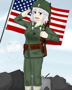 USMCおばさん.Rising Storm