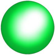 球体 GREEN