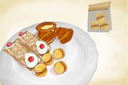 イタリア菓子セットver1.0