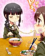 麺が逢う瞬間(とき)