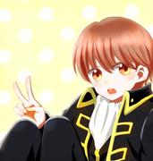 「アニメ銀魂復活でさァ」