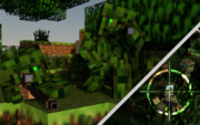 【Minecraft】樫木迷彩スナイパー