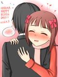 春香さん誕生日おめでとう。