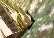 空中に沈む輝針城