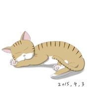 天 最終話『欠片』の猫