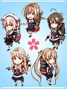 白露型5艦