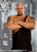 駆逐艦大塩です(WWE)