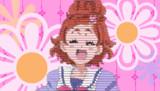 はるはるコメントアート!【Go!プリンセスプリキュア】