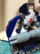 ゲイザータンク脚装甲側面
