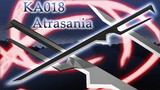 【MMD武器】KA018 Atrasania / アトラサニア【片手剣】