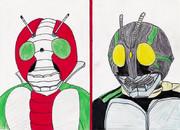 仮面ライダーV3&3号