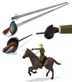 1908 Pattern Cavalry Trooper's Sword