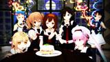 【MMD艦これ】白露ちゃん誕生日おめでとう!