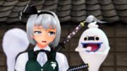 【東方MMD】妖怪のせいなのね【MMD妖怪ウォッチ】