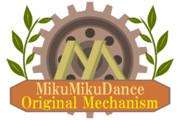 MMDオリメカ開発企業共同局 ロゴ草案