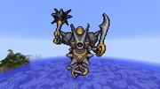 【Minecraft】 ドラゴンクエスト6 キラーマジンガ 【マインクラフト】