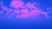 【MMDステージ配布】桜色の雲 W6【スカイドーム】