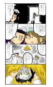 【艦これ4コマ】新型戦艦