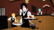 【刀剣乱舞】とあるカフェ【着せ替え】