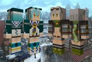 【Minecraft】 閃の軌跡 ミリアム&フィー【旧verスキン】