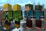 【Minecraft】 閃の軌跡 ユーシス&マキアス【旧verスキン】