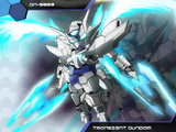 GN-9999 「トランジェントガンダム(選手権決勝戦仕様)」