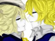 レンとオリバー