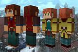 【Minecraft】 閃の軌跡 ガイウス&エリオット【旧verスキン】