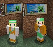 【Minecraft】ポケモンBW・ベル