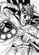 世紀末覇者 ラオウ