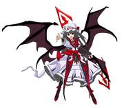 黒レミリア (紅魔城Ver)