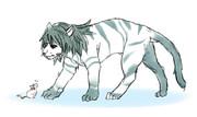 虎木曽と鼠まるゆ
